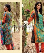 Amna Ismail Imperial Lawn Dresses 2014 For Women 10