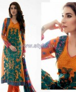 Amna Ismail Imperial Lawn Dresses 2014 For Women 11
