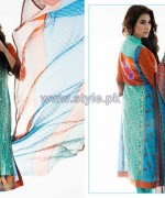 Amna Ismail Imperial Lawn Dresses 2014 For Women 12