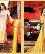 Amna Ismail Imperial Lawn Dresses 2014 For Women 6