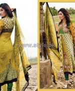 Amna Ismail Imperial Lawn Dresses 2014 For Women 8