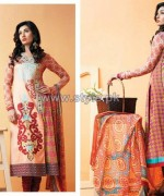 Amna Ismail Imperial Lawn Dresses 2014 For Women 9