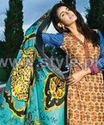Asim Jofa Luxury Eid Collection 2014 For Girls 1