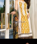 Asim Jofa Luxury Eid Collection 2014 For Girls 3
