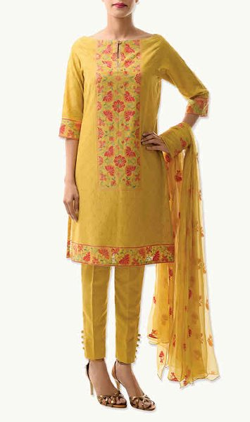 Bareeze Eid Ul Azha Collection 2014 For Women 001