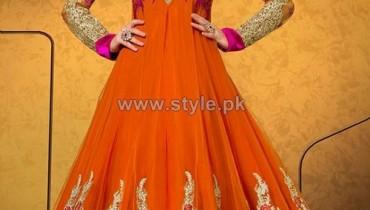 Beautiful Anarkali Dresses Designs 2014 For Eid 8