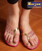 Borjan Eid Ul Azha Footwear Collection 2014 For Women 0012