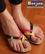 Borjan Eid Ul Azha Footwear Collection 2014 For Women 002