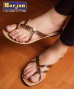 Borjan Eid Ul Azha Footwear Collection 2014 For Women 005