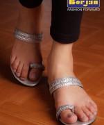 Borjan Eid Ul Azha Footwear Collection 2014 For Women 006