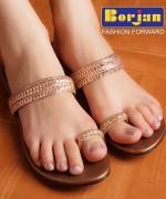 Borjan Eid Ul Azha Footwear Collection 2014 For Women 007