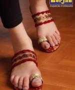 Borjan Eid Ul Azha Footwear Collection 2014 For Women 008