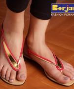 Borjan Eid Ul Azha Footwear Collection 2014 For Women 009