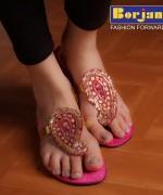 Borjan Eid Ul Azha Footwear Collection 2014 For Women 010