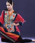 Cotton Ginny Eid-Ul-Azha Dresses 2014 For Women 1