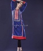Cotton Ginny Eid-Ul-Azha Dresses 2014 For Women 4