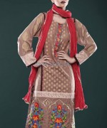 Cotton Ginny Eid-Ul-Azha Dresses 2014 For Women 7
