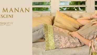 Crescent By Faraz Manan Eid Ul Azha Collection 2014 For Women 007