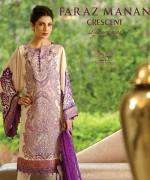 Crescent By Faraz Manan Eid Ul Azha Collection 2014 For Women