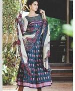 Deeba Designer Embroidered Dresses 2014 by Shariq Textiles 2