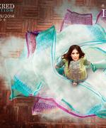 Deepak Perwani Eid Ul Azha Dresses 2014 For Women 008