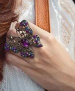 Designs Of Artificial Rings 2014 For Women 006