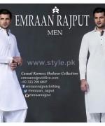 Emraan Rajput Kurta Shalwar Designs 2014 For Boys 1