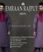 Emraan Rajput Kurta Shalwar Designs 2014 For Boys 3