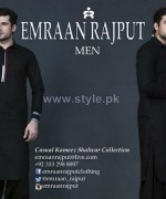 Emraan Rajput Kurta Shalwar Designs 2014 For Boys 4