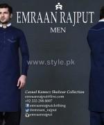 Emraan Rajput Kurta Shalwar Designs 2014 For Boys 7