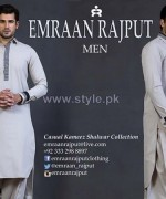 Emraan Rajput Kurta Shalwar Designs 2014 For Men 10
