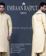Emraan Rajput Kurta Shalwar Designs 2014 For Men 11