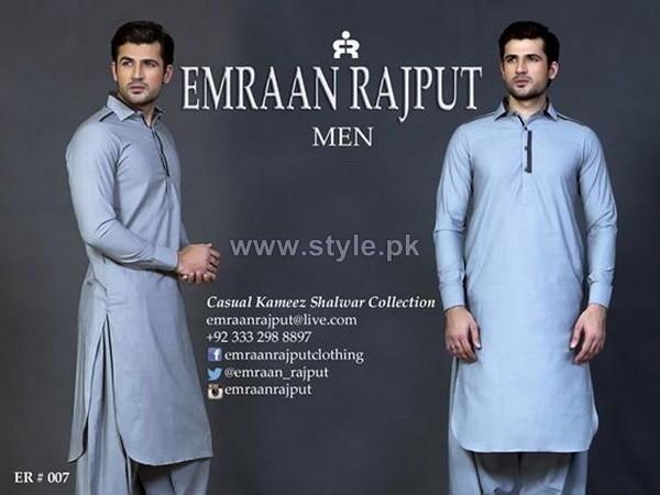 Emraan Rajput Kurta Shalwar Designs 2014 For Men 9