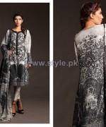 Fahad Hussayn Fall Winter Dresses 2014 For Girls 1