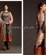 Fahad Hussayn Fall Winter Dresses 2014 For Girls 5