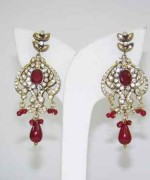 Fashion Of Artifical Earrings 2014 For Women 003