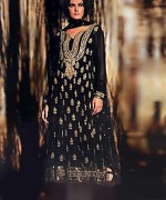 Fashion Of Black Party Dresses 2014 For Women 001
