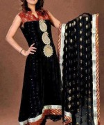Fashion Of Black Party Dresses 2014 For Women 0010