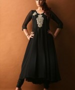 Fashion Of Black Party Dresses 2014 For Women 0012