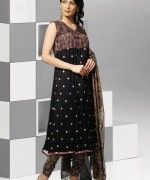 Fashion Of Black Party Dresses 2014 For Women 003