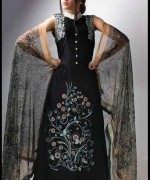 Fashion Of Black Party Dresses 2014 For Women 005