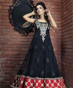 Fashion Of Black Party Dresses 2014 For Women 009