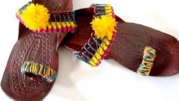 Fashion Of Kolhapuri Shoes 2014 For Women 0010