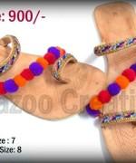 Fashion Of Kolhapuri Shoes 2014 For Women 0011