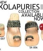 Fashion Of Kolhapuri Shoes 2014 For Women 0014
