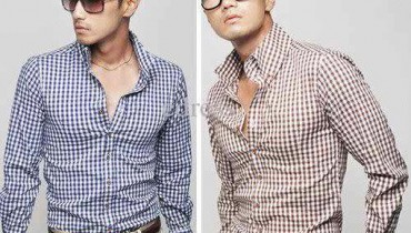 Fashion Of Men Casual Shirts 2014 For Summer 001