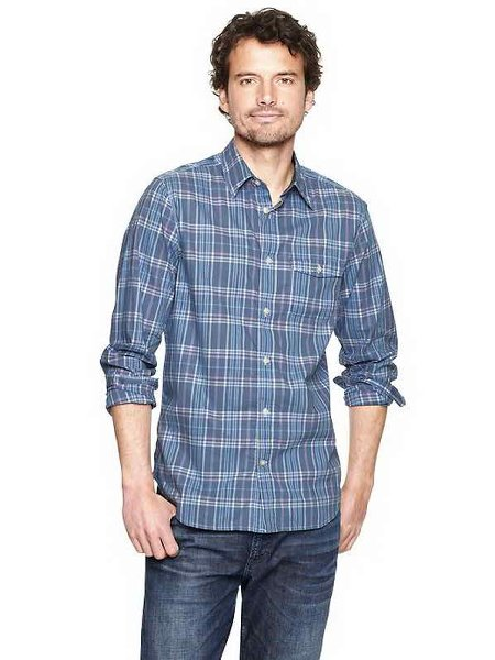 fashion of men casual shirts 2014 for summer 0010 stylepk