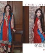 Ghani Textile Eid Ul Azha Collection 2014 For Women 001