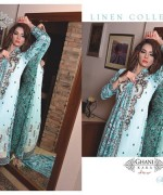 Ghani Textile Eid Ul Azha Collection 2014 For Women 0013