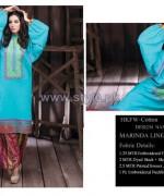 Hadiqa Kiani Mid Summer Dresses 2014 For Girls 7